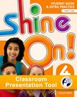 Shine On! Level 4 Classroom Presentation Tool cover
