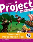 Project Level 4 Student's Book Classroom Presentation Tool cover