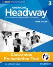 American Headway Three Workbook Classroom Presentation Tool cover