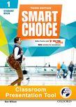 Smart Choice Level 1 Student Book Classroom Presentation Tool cover