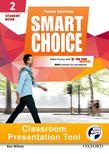 Smart Choice Level 2 Student Book Classroom Presentation Tool cover