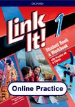Link It! Level 1 Online Practice cover