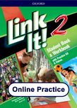 Link It! Level 2 Online Practice cover