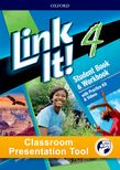 Link It! Level 4 Classroom Presentation Tool cover