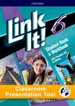 Link It! Level 6 Classroom Presentation Tool cover