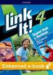 Link It! Level 4 Student Pack e-book cover