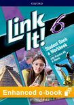 Link It! Level 6 Student Pack e-book cover