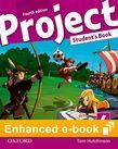 Project Level 4 Student's Book e-book cover