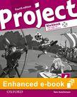 Project Level 4 Workbook e-book cover