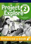 Project Explore Level 2 Workbook e-Book cover
