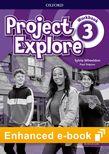 Project Explore Level 3 Workbook e-Book cover