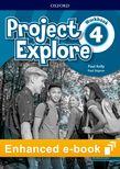 Project Explore Level 4 Workbook e-Book cover