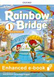 Rainbow Bridge Level 1 Students Book and Workbook e-book cover