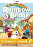 Rainbow Bridge Level 4 Students Book and Workbook e-book cover