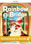 Rainbow Bridge Level 5 Students Book and Workbook e-book cover