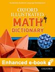 Oxford Illustrated Math Dictionary e-book cover