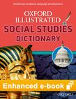 Oxford Illustrated Social Studies Dictionary e-book cover
