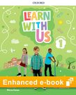 Learn With Us Level 1 Class Book e-Book cover