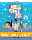 Learn With Us Level 3 Class Book e-Book cover