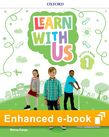 Learn With Us Level 1 Activity Book e-Book cover