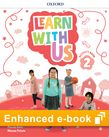 Learn With Us Level 2 Activity Book e-Book cover