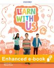 Learn With Us Level 4 Activity Book e-Book cover
