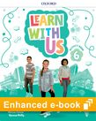 Learn With Us Level 6 Activity Book e-Book cover