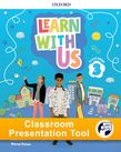Learn With Us Level 3 Class Book Classroom Presentation Tool cover