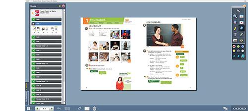 Computer Screen of iTools