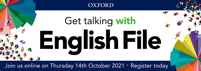 English File Online Conference banner
