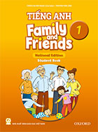 Family and Friends National Edition cover
