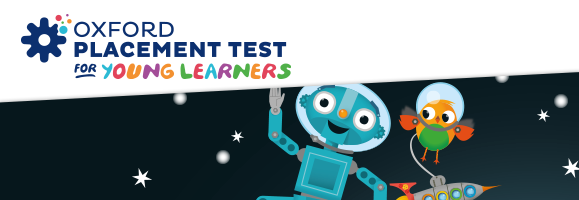 Oxford Placement Test for Young Learners logo