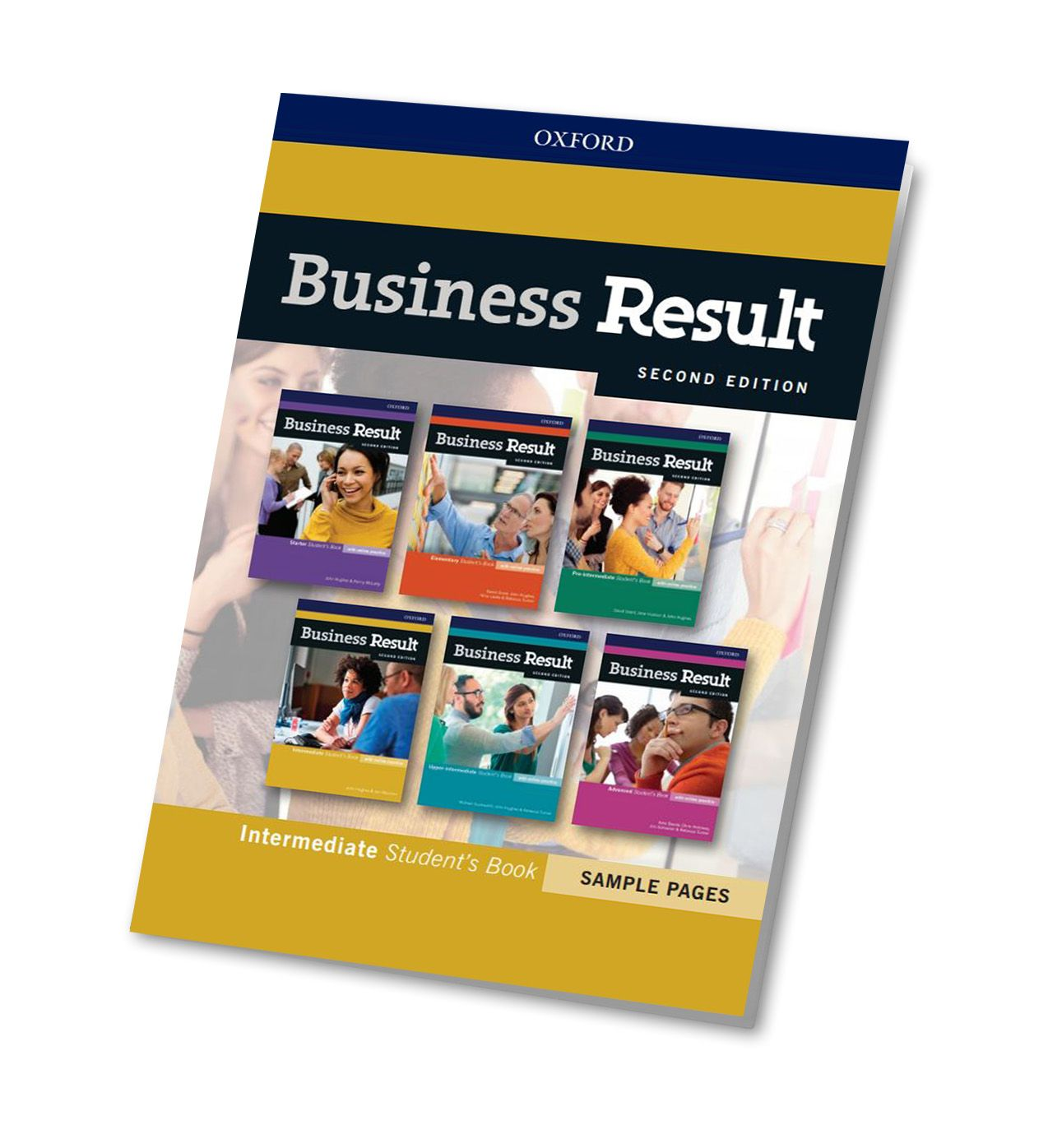 Business Result sample cover